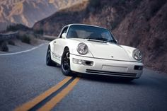 Porsche 964 Carrera RS, via Petrolicious