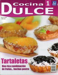 Cocina dulce 1 Tartaletas - Mary. XV - Álbumes web de Picasa