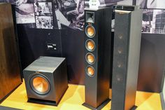 WISA ENABLED REFERENCE PREMIERE WIRELESS HOME THEATER SPEAKERS by KLIPSCH - BEST PORTABLE BLUETOOTH SPEAKERS REVIEWS http://bestbluetoothspeakersreviews.com/wisa-enabled-reference-premiere-wireless-home-theater-speakers-by-klipsch/