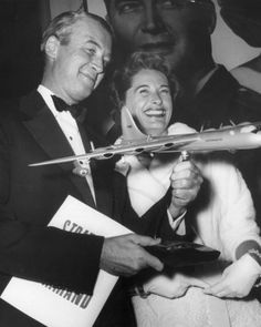 Goodnight with Jimmy and Gloria at the premiere of Strategic Air Command in 1955 ❤ #jimmystewart #jamesstewart #gloriastewart #oldhollywood #screenlegend #love #classichollywood ~ Photo credit: Jack Albin