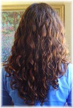 Long Layered Haircuts Back View v Cut Layers On Pinterest ...