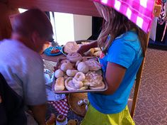 The Little Red Hen: Making Pretend Bread with salt dough! love this!