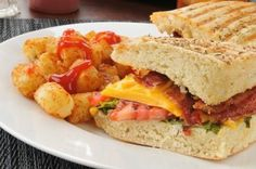 Recipes for Panini Sandwiches | Recipe Publishing Network