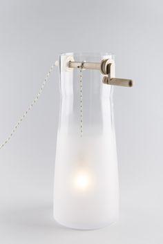 Well Lamp, minimal design | lighting . Beleuchtung . luminaires | Design: Mejd |