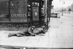 Free State Army snipers at the corner of Henry Street during the Irish Civil War. (Photo by Brooke/Getty Images) World History, World War Ii, Irish Independence, World Conflicts, Protest Posters, War Image, Free State, Fun World, African History