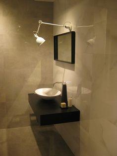Sokos sit-on #washbasin is characterised by a clean and light elliptical shape. Available in Cristalplant®, Mitek and Ceramica di Bassano. #MastellaDesign #Marazzi @Marazzitile #showroom #Milan #designbasin #designbath #bathroom