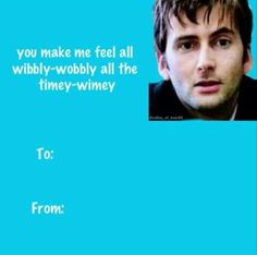 valentines day cards dr who
