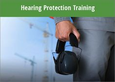 Teach your employees with Hearing Protection Training on elements of a hearing conservation program, and methods of controlling noise exposure. Online Training Courses, Hearing Protection, Conservation, Anatomy, Anatomy Reference, Canning, Artistic Anatomy