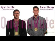 US Olympic gold medalists Ryan Lochte and Coner Dwyer endorse #cleanwater for #Africa. How about you?