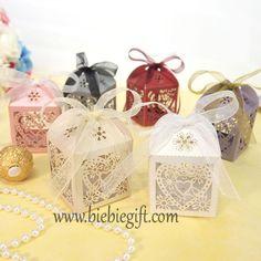 laser cut candy box by Bie Bie Souvenir & Gifts