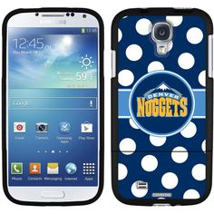 Denver Nuggets - Polka Dots design on Samsung Galaxy S5 Thinshield Case