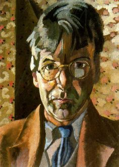 Still Life - Stanley Spencer - WikiArt.org. Self- Portrait, 1944. GOTHIC Art that has influenced 20th/21st century art, architecture, literature etc.