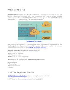 Sap Master Data Governance Online Training Courses