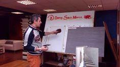 EFEKT TRAVERTINO_MARMO ANTICO_BARVY SAN MARCO - video_c.8 Video, Company Logo, Logos, Travertine, Saints, Logo