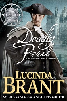 "DEADLY PERIL is a finalist in the 2016 RONE Awards ""Best Indie or Small Published Mystery book of 2015"". Huzzah!"