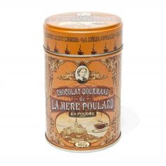 Gourmet chocolate powder La Mère Poulard - Box 250g