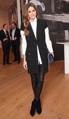 Olivia Palermo, 'master class' de estilo desde Nueva York