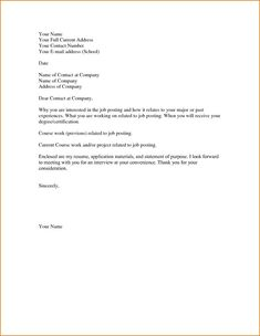 23 simple cover letter template simple cover letter template basic cover letter for employment