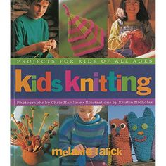Kids Knitting Projects for Kids of all Ages -- Read more reviews of the product by visiting the link on the image.