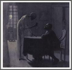 Hans Printz (1865- 1925), Fièvre.