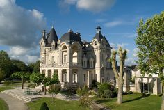 Chateau Grand Barrail, Gironde, Aquitaine  http://www.frenchentree.com/france-aquitaine/