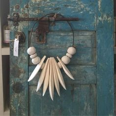 Mini cuttlefish #sosweet❤️ #locallymade #olddoor #glasspaneldoor #nofilter #beachwood #avalon