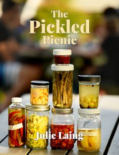 Learn to use pickles in my new digital recipe collection, The Pickled Picnic. It's a companion to my brand-new book, The Complete Guide to Pickling, and available exclusively at TwiceAsTasty.com. How To Make Pickles, Refrigerator Pickles, Green Tomatoes, Fermented Foods, Canning Jars, Meals For One, Recipe Collection, Beets, Food Grade