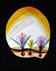 krokus-průsvit na okno / Prodané zboží prodejce Orsolya Paper Art, Paper Crafts, Waldorf Crafts, Egg Carton Crafts, Stars Craft, Homemade Toys, Toddler Art, Ad Art, Window Art