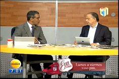 Huchi Lora y Javier Cabreja hablan sobre la supuesta graduación de Quisqueya Aprende Contigo que resultó ser un mítin político