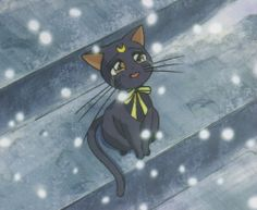 Sailor Moon / Luna
