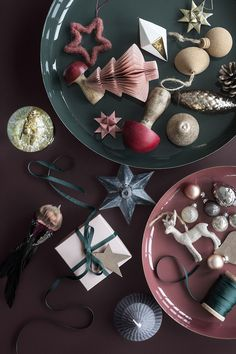 Scandinavian Christmas: holiday decor by Broste Copenhagen | PUFIK. Beautiful Interiors. Online Magazine