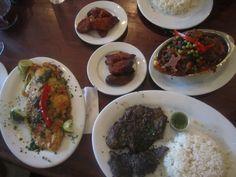 Cuban Food @ Little Havana, Miami