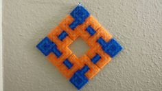 Knots perler beads by LadyRaveicorn