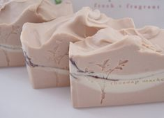 Handmade Almond Coconut Milk Soap