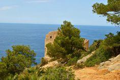 Excursión a la Torre de Cala En Basset | Una Arjonera en Mallorca