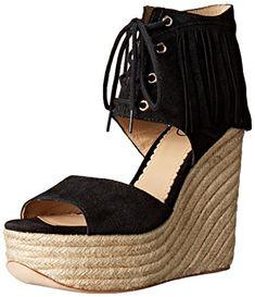 Ash Women's Belinda Espadrille Wedge Sandal, Black, 38 EU/8 M US Ash http://www.amazon.com/dp/B01BDZH4O0/ref=cm_sw_r_pi_dp_K-Ffxb189SRSJ