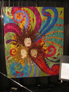 WOW. Amazing quilt