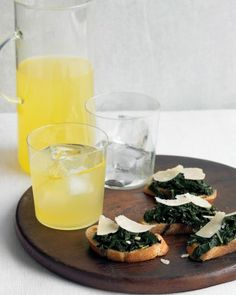"See the ""Crostini with Kale and Parmesan"" in our Kale Recipes gallery"