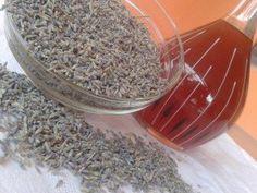 Levendulás limonádéfőzet (sűrítmény, szörp) | Rupáner-konyha Red