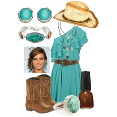 If only I was going to Luke Bryan and Jason Aldean...perfect outfit