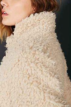 Numph Mariko Sherpa Coat