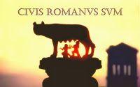 Tutto cominciò...: Civis Romanus sum