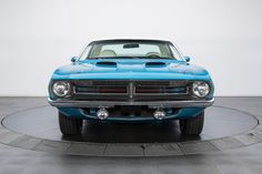 1970 Plymouth 'Cuda Plymouth Barracuda, Old Classic Cars, Vehicles, Car, Vehicle, Tools