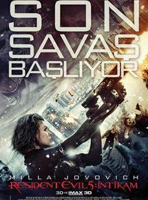 Olumcul Deney 5 Izle Vipfilmlerizleme Com Resident Evil Milla Jovovich Film