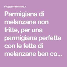 Parmigiana di melanzane non fritte, per una parmigiana perfetta con le fette di melanzane ben cotte, basta tagliarle sottili per evitare una lunga cottura, Frittata, Fett, Omelette