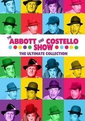 El Abbott y Costello Mostrar - Ultimate Collection (9-DVD)