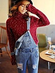 Women's Vintage Denim Overalls Save up to 80% Off at Light in the Box with Coupon and Promo Codes.