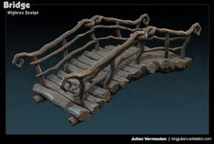 ArtStation - Cavern Environment - Asset Sculpts, Julian Vermeulen