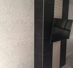 Elegant subtle shimmering wallpaper