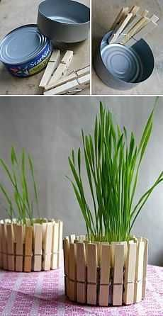 Last Minute DIY Geschenke basteln y Manualidades Reciclaje y Manualidades Ideas y Manualidades ✂️ Kids Crafts, Easy Crafts, Diy And Crafts, Creative Crafts, Easy Diy Projects, Craft Projects, Craft Ideas, Recycling Projects For Kids, Diys